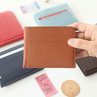 Life Studio Leather Card Wallet