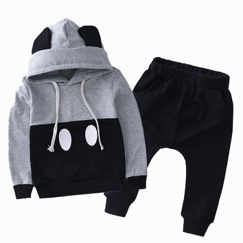 Kids Hoodies + Jumper Set