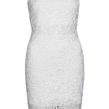 Ooh La La White Lace Dress