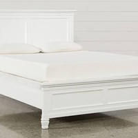 Queen Panel Bed, Albany