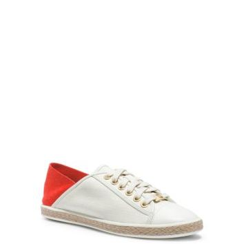 Kristy Color-Block Canvas Sneaker | Michael Kors