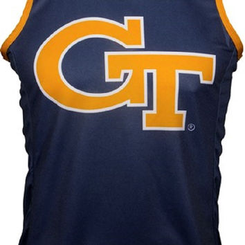 NCAA Men's Georgia Tech Yellow Jackets RUN/TRI Singlet