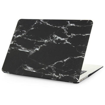 "Tech Rubberized Hard Shell Matte Marble Case Best Protection Nanometer Cover for MacBook Air 11.6""  , Air 13.3 , Pro 13.3"" , Pro 15.4"" , Retina 15.4"" , Retina 13.3"" , Retina 12"""