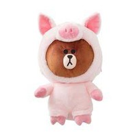 line friends backpack pig - Google Search