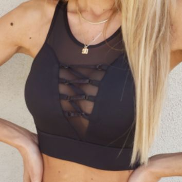 Ashley sports bra