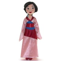 Mulan Soft Toy Doll | Disney Store