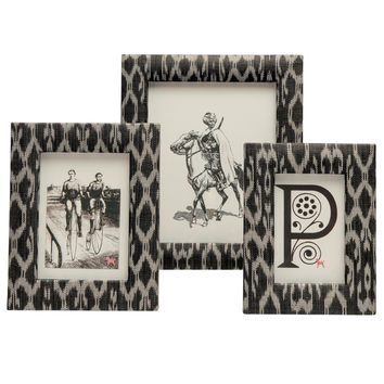 Morwell Black Picture Frame