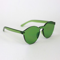 IMPERFECT SALE! Seagrass Frameless Sunglasses