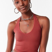 Out From Under Jackie Seamless Plunge Tank Top | Urban Outfitters