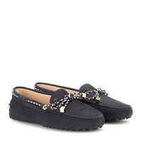 Heaven Laccetto Scooby Doo suede loafers