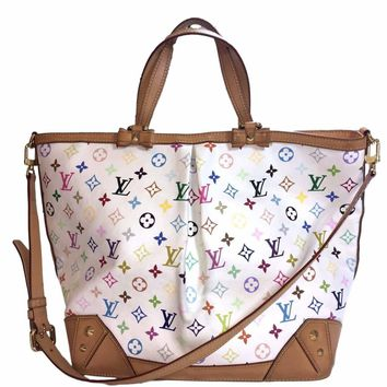 Louis Vuitton Multicolore Sharleen GM Bag. Gorgeous!