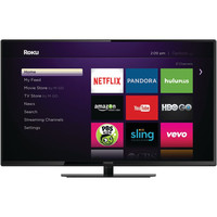 "Proscan 40"" Smart D-led Tv With Roku Streaming Stick"