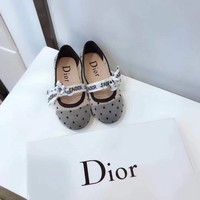 Dior Girls  Children Baby Toddler Kids Child Fashion Casual Sneakers Sport Shoes