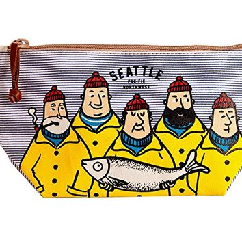 Chalo Seattle Fishermen Pouch