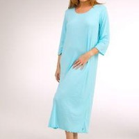 Moisture Wicking Wildbleu Ladies Gown Great for Night Sweats Hot Flashes
