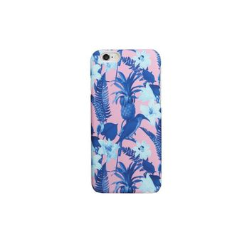 Tropical Wave iPhone Case