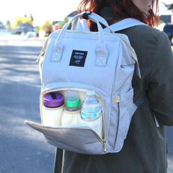 Carry All Mom Backpacks | Diaper Bag Backpack