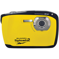 Bell+howell 16.0 Megapixel Wp16 Splash2 Hd Waterproof Digital Camera (yellow)