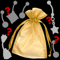 Mystery Grab Bag of DELUXE Belly Rings | Body Candy Body Jewelry
