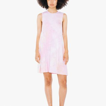 Tie-Dye Olivia Dress | American Apparel