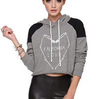 Kendall and Kylie Pullover Hoodie at PacSun.com