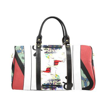 Play Your Hand...Queen Spade No. 1 Large Duffel Bag