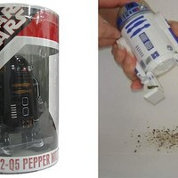 Star Wars R2-D2, R2-Q5 Peppermill