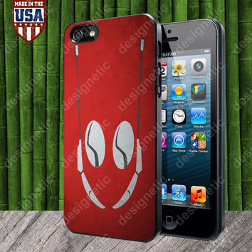 Antman Marvel Comics case for iPhone 5, 5S, 4, 4S and Samsung Galaxy S3, S4