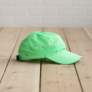 Race To Win Run Hat *Mesh