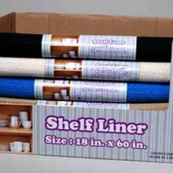 "shelf liner - 18"" x 60"" Case of 48"