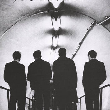 Joy Division Tube Station Poster 24x33