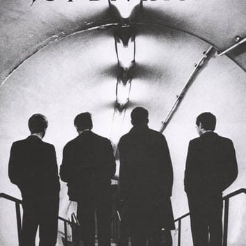 Joy Division Tube Station Poster 23x33