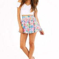 Brighten My Day Skirt