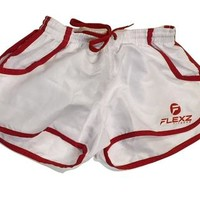 Gym Shorts ZYZZ Bodybuilding 2euros - White