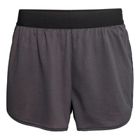 H&M - Reversible Shorts - Black/coral - Ladies