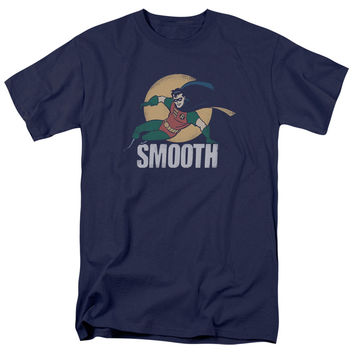 Smooth Robin Batman TAS Mens T-Shirt