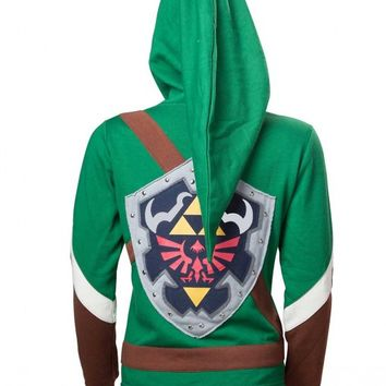Zelda: Heroine of Hyrule Ladies Cosplay Hoodie Pre-Order - Merchoid