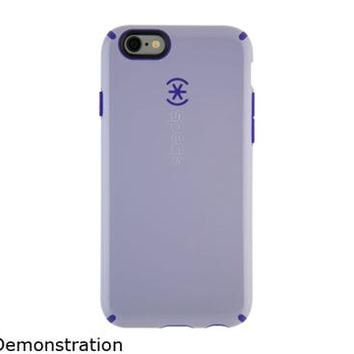 Speck Products CandyShell + Faceplate Heather Purple/UltraViolet Purple Case for iPhone 6 / 6s 74013-C124