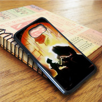 Beauty And The Beast Princess Samsung Galaxy S6 Edge Case
