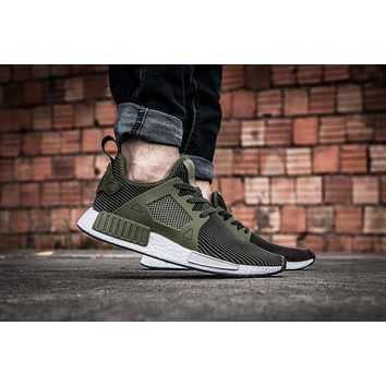 Best Sale Adidas NMD XR1 Olive Green