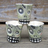 Zombie Shot Glasses - Extra Large
