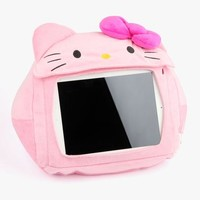 Hello Kitty Tablet Cushion: Pretty Pink