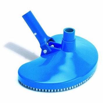 Swimming Pool Vacuum Head - Half Moon Design