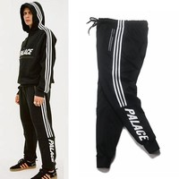 Sports Casual Couple Pants [1004734742564]