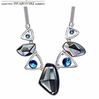 Made with Swarovski Crystal Jewelry Bridal Jewelry Necklaces for Women Necklace