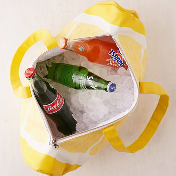 ban.do Lemon Cooler Bag | Urban Outfitters