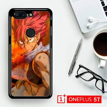 Fairy Tail Natsu Happy X4824  OnePLus 5T / One Plus 5T Case