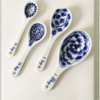 Bloom Measuring Spoons Set