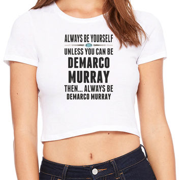 Demarco Murray Love Crop T-shirt