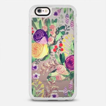 Floral Fever 2 iPhone 6s case by Kristen Aleida Art | Casetify